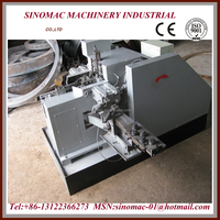 Extended Prong Fasteners Split Pins Making Machine/Cotter Forming Machine