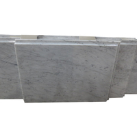 Kitchen Countertop Carrara White Marble Table Top