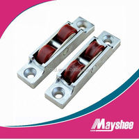 groove plastic car window roller