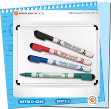 OEM ODM Factory Magnetic Whiteboard Dry Erase Marker with Eraser