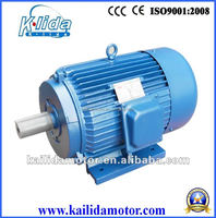 YD series double speed three phase ac electric motors