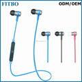 Global Promotional V4.2 sports stereo wireless bluetooth headset for xiaomi mix samsung s5 S6