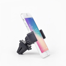 2015 newest air vent clamp clips mount car iphone holder for iphone 6 plus samsung sony blackberry