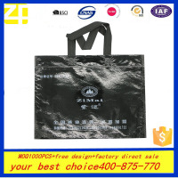 recycle handle pp non-woven tote shopping bag