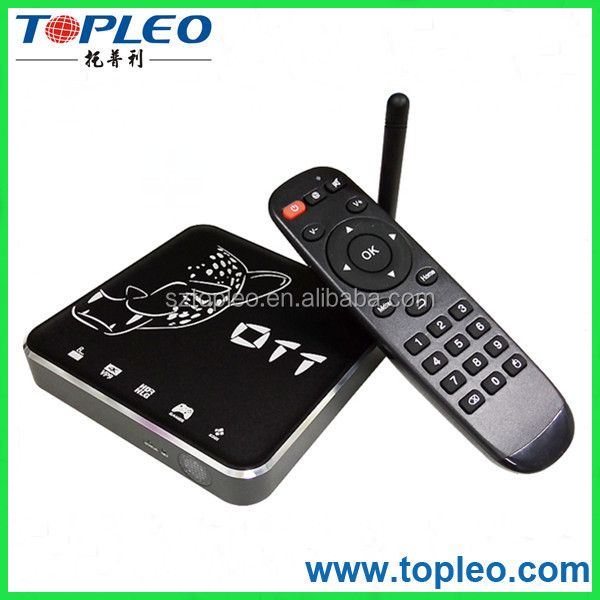 4K HD media player Android 6.0 free pron T12 Amlogic S912 TV Box Kodi 16.1