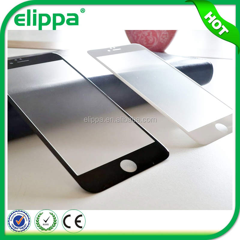 Automatic Adsorption Screen Protector 3D Touch Screen Matte Carbon Fiber Glass Film For Iphone 6