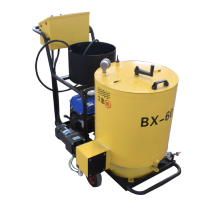 road construction crack filling machine for sale