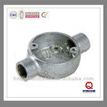 "1/2""gi malleable iron electrical conduit box"