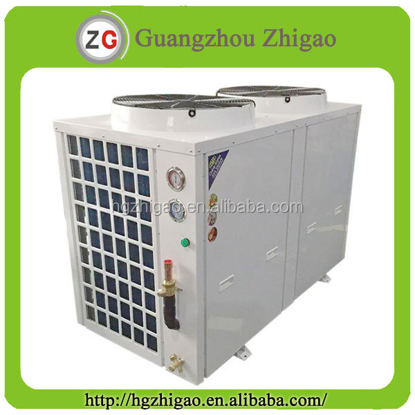Temp Cooling Units : Hp low temperature refrigeration unit box type bitzer