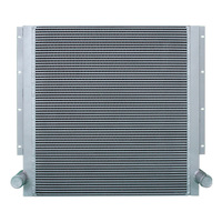 Saleable aluminum automobile radiator