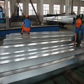 hot dip galvanized steel mast pole for power distribution line project