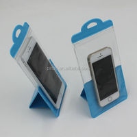 PVC Stand 4.5 Inch Mobile Phone Case