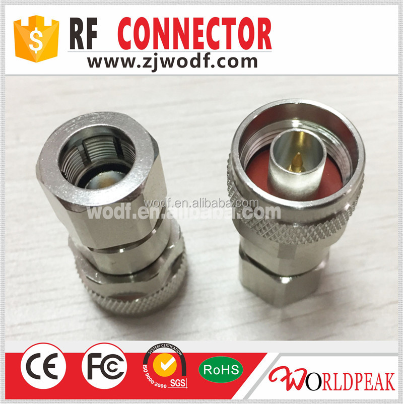RF connector coaxial cable price panels splitter electrical connector mobile signal booster bnc connector