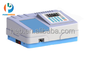 Wavelength range 190-1100nm Scanning Spectrophotometer
