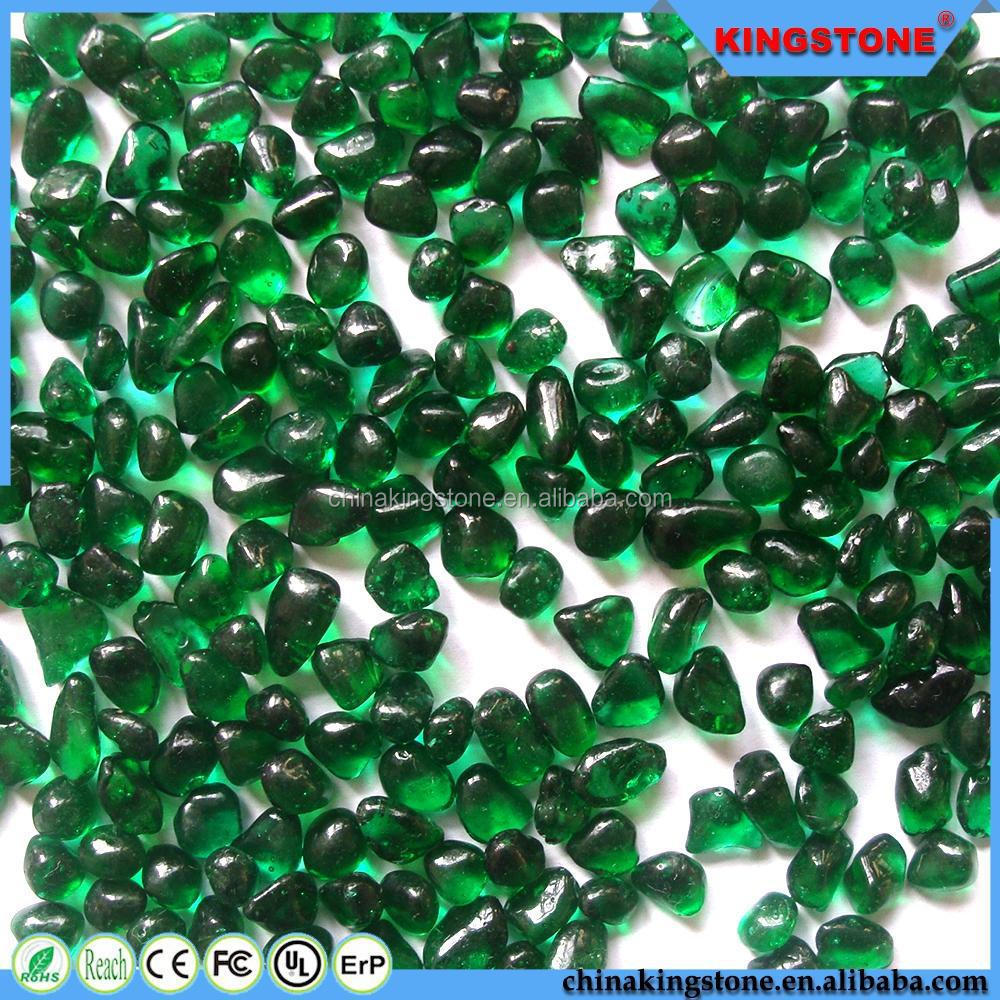 Factory price glass beads,artisan glass beads,faceted rice glow in the dark glass beads