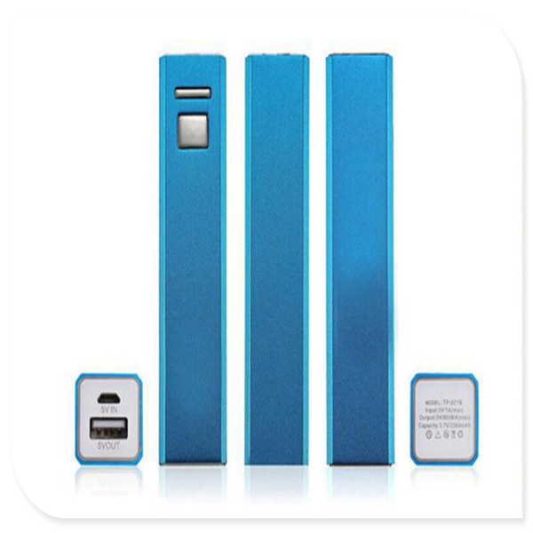 6000mah colorful Aluminium portable battery charger,LCD display power banks with touching button ,Free sample