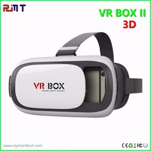 Free sample fast shipping vr 3d glasses with remote 3d vr box