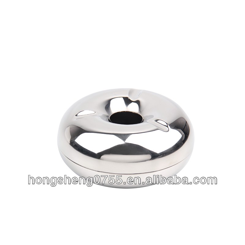 Stainless steel Ashtray For KTV With High Quality From China Factory