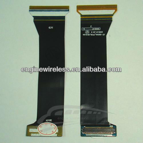 Mobile Phone Accessories Flex Cable For Samsung S8300