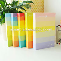 School Office A5 Thick Notebook With