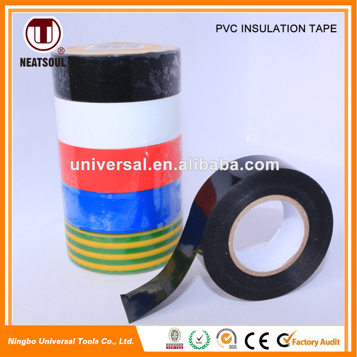 Strong Adhesion insulate pvc tape