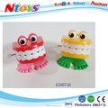 Wind Up Teeth Toys