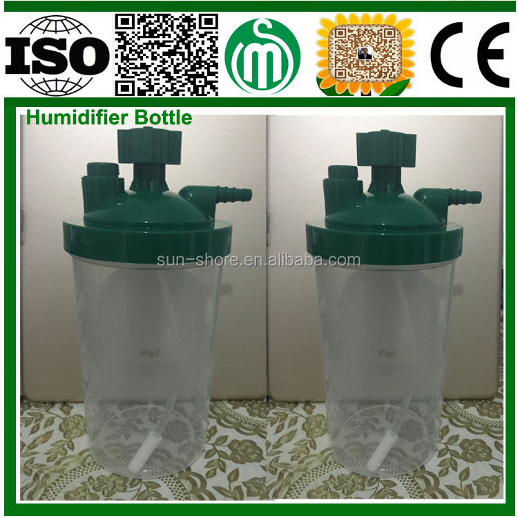 High Quality Medical Humidifier Bottle with CE/ISO