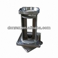 Precision lost wax cast pump body, OEM ODM Orders Accepted, Used for Machinery Automotive
