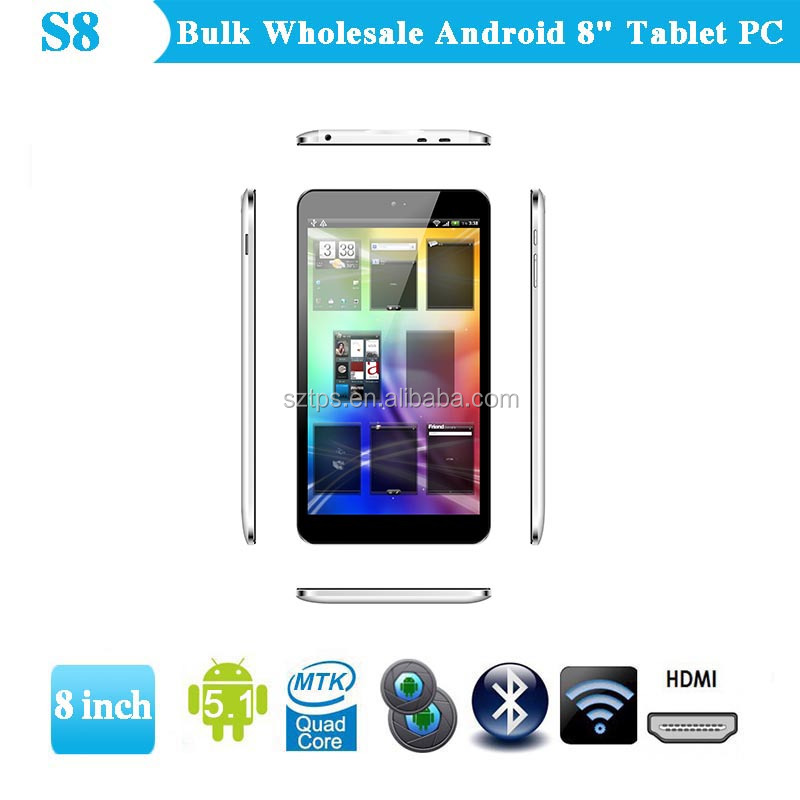 8 inch Android 7.0 1280x800 MTK8321 Quad Core <strong>1</strong>+8G Dual Camera 3G Wifi Tablet PC