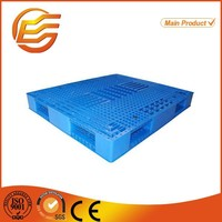 1200mm *1000mm Hot Sale Euro Plastic Pallet For Warehouse