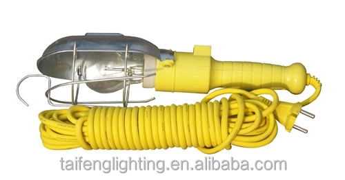 5m yellow Car Inspection Lamp/Overhaul light/Working Lamp
