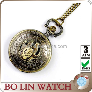 Outdoor pocket watch waterproof, watch altimeter barometer compass thermometer, digital pocket watch