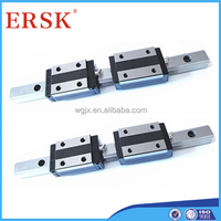 Rolled thread high rigidity track linear guide machinery part TRH20B quality guarantee guide rail