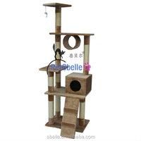 Deluxe Cat Product Cat tree Cat House