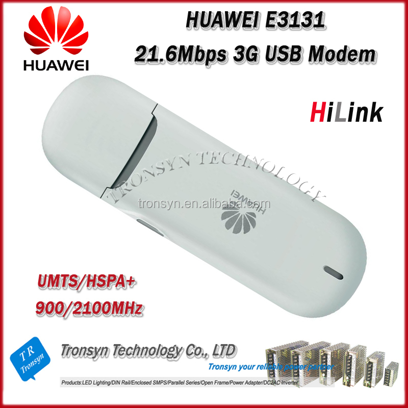 Wholesale Original Unlock HSPA+ 21.6Mbps USB 3G <strong>Modem</strong> With External Antenna And 3G USB Dongle E3131