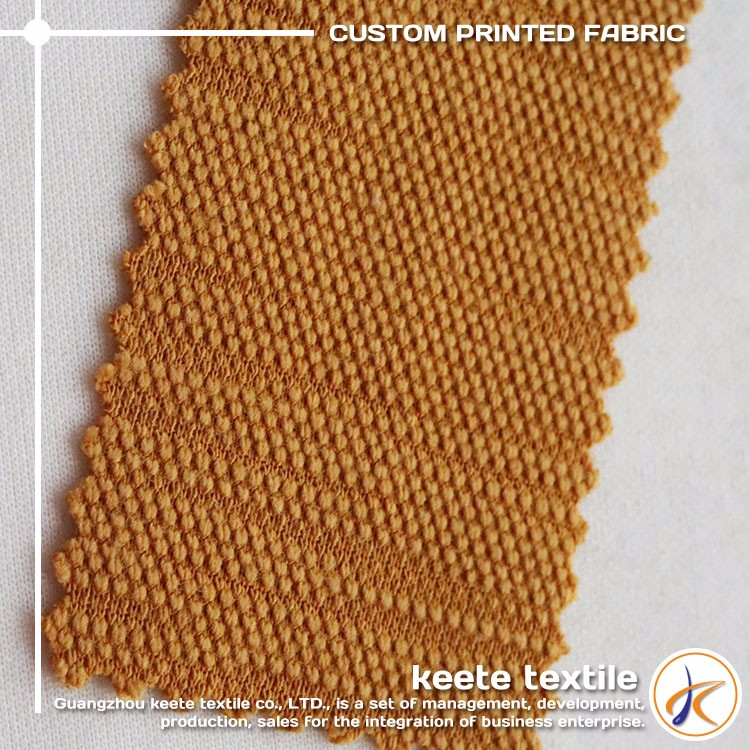 Fils teints 58 polyester 42 coton mélange épais tc à tricoter tissu pour chemises