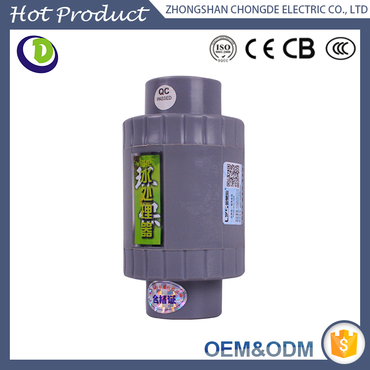 High precision strong Magnetic Water softeners domestic
