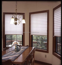 """China Home Decor Wholesale Blinds Trim To Size Temporary Pleated Blinds Pleated Blinds Fabric """