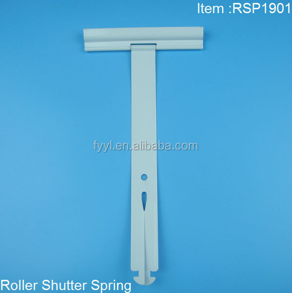 roller shutter spares/roller shutter spring /accessories window shutters