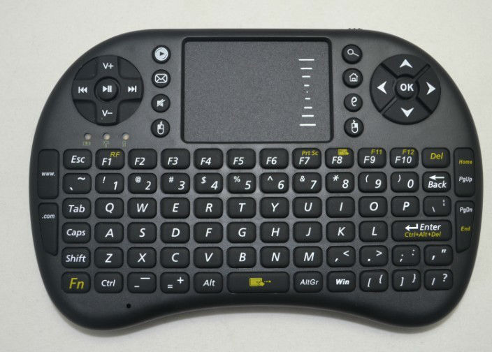 2.4GHz Mini Mouse Wireless Keyboard with Touchpad for iPad PS3 IPTV PC Xbox TV Box