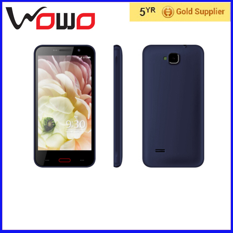 5.0 inch double camera ultra slim smartphone telefonos celulares android J5