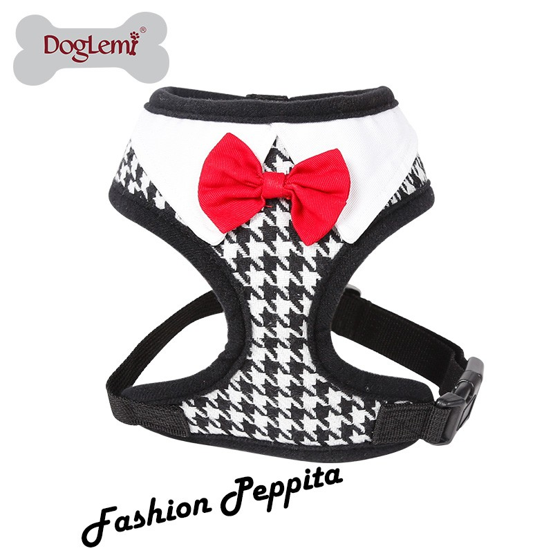 Pet Harness Soft Mesh Dog Pet Walking Harness Leash Sets