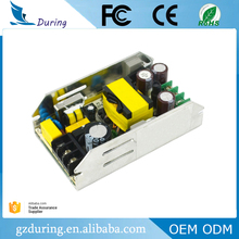 open frame 100w AC / DC 85~240V TO 24V5A Isolated Switching Power Supply Converter Module