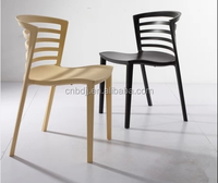 stacking hotel restaurant plastic computer reception office chair