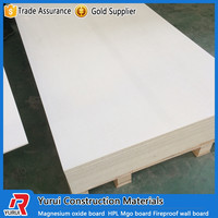 Eco-friendly external wall insulation fireproof mgo board