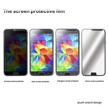 2015 New hot items best price screen protector for Samsung s6