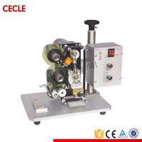 Stainless steel hot stamp coder