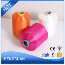 100% Polyester DTY textured filament yarn(20D-300D)LOW TORQUE YARN, S+Z NO TORQUE YARN