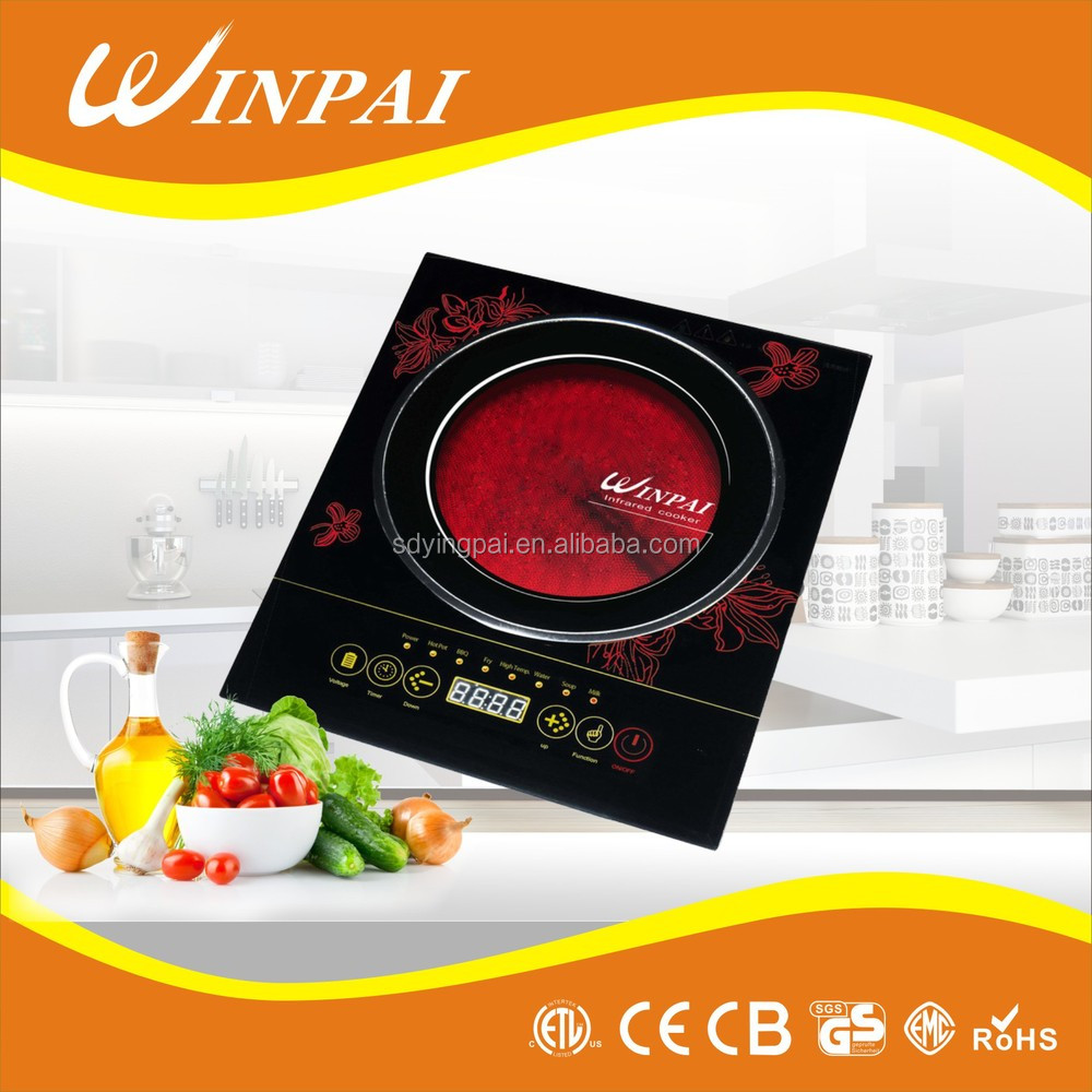 Handle hational electric ceramic infrared pressure induction cooker