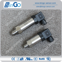 Low cost 2-wire 4-20mA DIN connection Pressure sensor ,pressure transducer